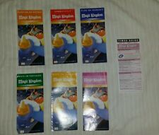 Magic Kingdom Park Maps & Time Guide from Last Day of Snow White Scary Adventure