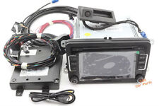 Combo of RCD510 + Rear View Camera + Bluetooth Kit VW Original Free Shipping