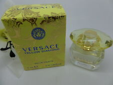 YELLOW DIAMOND by VERSACE for WOMEN edt MINI Miniature PERFUME Fragrance BOXED