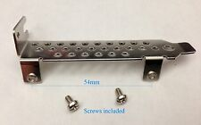 ※※Low Profile Bracket※※Adaptec 2405/5405/6805 & LSI 9240-4i/8i, 9260-4i/8i