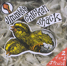 Spit Burger Lottery/Chicken Scratch by Jimmie's Chicken Shack (CD, Feb-1999, Fow