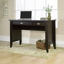 Sauder Shoal Creek Computer Desk 409936 Jamocha Wood NEW