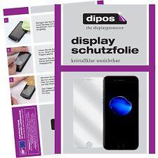 2x Apple iPhone 7 Plus Schutzfolie klar Displayschutzfolie Folie dipos