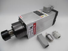 2.2KW ER25 Air-Cooled Spindle Motor 18000rpm High Speed AC220V CNC Wooworking