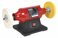 BB1502 Sealey Bench Mounting Buffer/Polisher 150mm 370W/230V [Polishers]