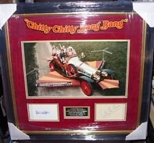 CHITTY CHITTY BANG BANG  DICK VAN DYKE SALLY ANN HOWES    Signed Montage AFTAL