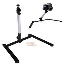 P4PM Lightning Adjustable Tabletop Copy Stand Mini-Monopod for DSLR Digital C