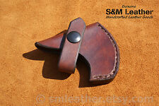 Cold Steel Trail Hawk Tomahawk Brown Leather Sheath Cover only