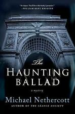 The Haunting Ballad: A Mystery (O'Nelligan and Plunkett)
