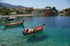 Kefalonia  FRIDGE MAGNET