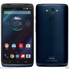 Motorola Droid Turbo 32GB Black CDMA OR GSM 21MP CAMERA 3GB RAM U.S IMPORTED
