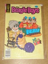 BEAGLE BOYS #46 VG- (3.5) GOLD KEY COMICS WALT DISNEY NOVEMBER 1978