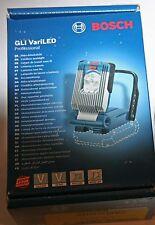 Bosch Akku Lampe VariLED Professional  ohne Akku mit Gürteltasche