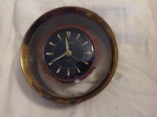 Vintage Watch Travel Alarm Vintage Steampunk steam Industrial brass Swank