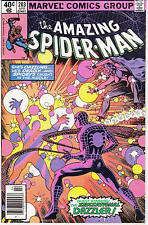 THE AMAZING SPIDER-MAN #203