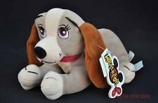 Lady Dog Disney's Lady & the Tramp Mini Bean Bag Toy Plush Tags Mouseketoys