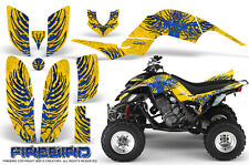 YAMAHA RAPTOR 660 GRAPHICS KIT CREATORX DECALS STICKERS FIREBIRD BLY