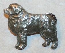 Great Pyrenees Fine PEWTER PIN Jewelry Art USA Made