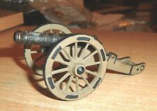 Vintage REDONDO AMERICANA Spain  Diecast  Artillery Military Cannon 54mm ?