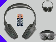 1 Wireless DVD Headset for Chevrolet Chevy Vehicles : Headphone w/ Cushion Band