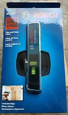 Bosch GLL 1P Combination Point and Line Laser Level NEW
