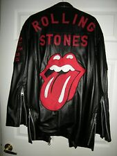 ROLLING STONES JACKET [ MINT CONDITION ]    $ 4.000   U.S. DOLLARS