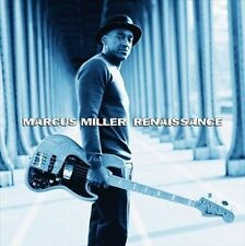 NEW Renaissance by Marcus Miller CD (CD) Free P&H