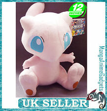 "POKEMON PELUCHE NUOVO PELUCHE DOLL 12 "" / 30 cm UK Stock, Fast Shipping alta qualità"