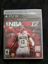 PS3 NBA 2K17 Brand New Factory Sealed Playstation 3 - Punched UPC