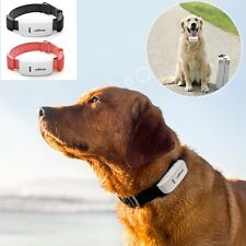 Waterproof GPS Tracker Pet Collar Realtime Track Pet Dog Cat Position Google Map