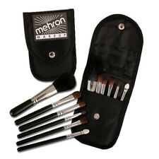 mehron Mini Makeup Brush Set - Black