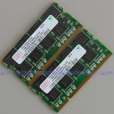 Hynix 2GB (2X1GB) DDR333 PC2700 SODIMM 333Mhz laptop Notebook memory Low density