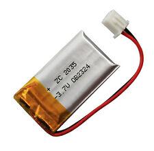3.7V 400 mAh Li-polymer Battery Li-Po Connector for mp3 GPS loudspeaker 402035