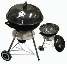 "18"" Kettle Barbecue BBQ Grill Outdoor Charcoal Patio Party Portable Round Stand"