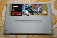 Street Fighter para SNES