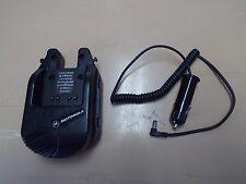 Car Charger for MOTOROLA VISAR UHF VHF Two Way Radio