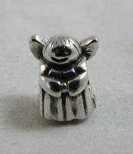 Genuine Pandora Christmas Fairy Angel of Hope Charm Silver 925ALE 790337