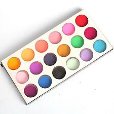 18 Pcs Mix Colors Acrylic Powder Dust Decoration Set for False Tips Nail Art New