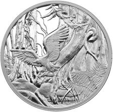 CANADA 2005 1oz - Silver $20 - National Parks - The Pacific Rim - Flying Eagle