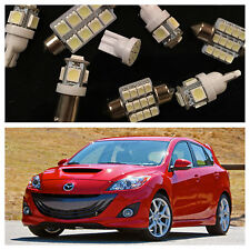 PREMIUM LED Kit Mazda 3 / Mazdaspeed 3 Hatchback 2010-2014 6pc 7000k Cool White