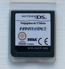 Infinite Space Nintendo DS 2DS 3DS NDS Lite DSi XL RPG Role Playing Battle Game