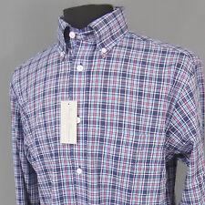 Daniel Cremieux - NWT - Men's - LS Button Shirt - M - Cotton Linen Lyocell-1U