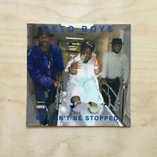 Supreme sticker vinyl decal skateboard NYC bumper Geto Boys We Can't Be Stopped