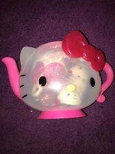 Hello Kitty Tea Time Set New