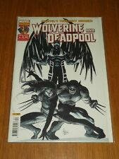 WOLVERINE AND DEADPOOL #44 MARVEL COMICS PANINI 24TH APRIL 2013