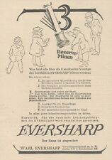 Y6638 Wahl EVERSHARP -  Pubblicità d'epoca - 1927 Old advertising