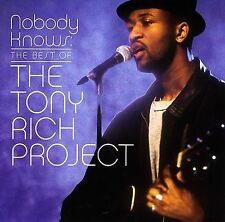 Nobody Knows: The Best of the Tony Rich Project by Tony Rich (CD, Apr-2005,...