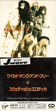 "Swedish Erotica Wild, Young And Free 1990 Japan 3"" Single Promo CD In Long Pack"