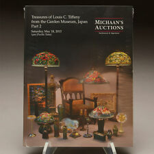 Treasures of Louis C. Tiffany from the Garden Museum, Pt 2 Auction Catalog