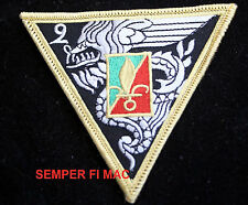 2nd FOREIGN PARACHUTE REGIMENT PATCH FRENCH FOREIGN LEGION PIN UP ARMY DRAGON